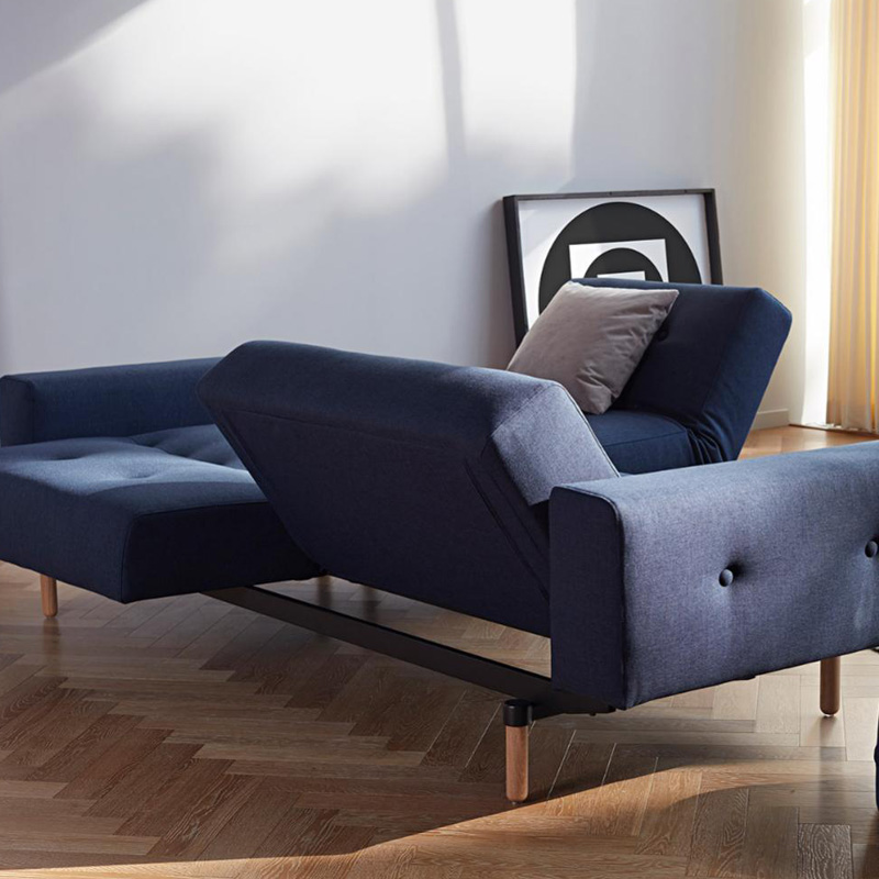 Ample Stem Sofa Bed With Arms 10
