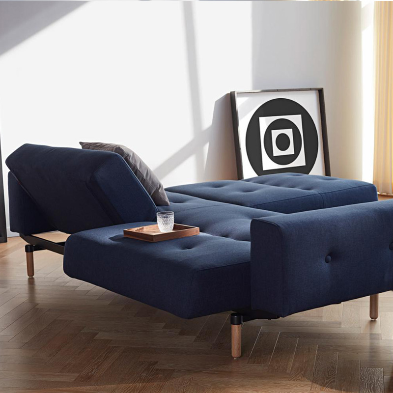 Ample Stem Sofa Bed With Arms 11