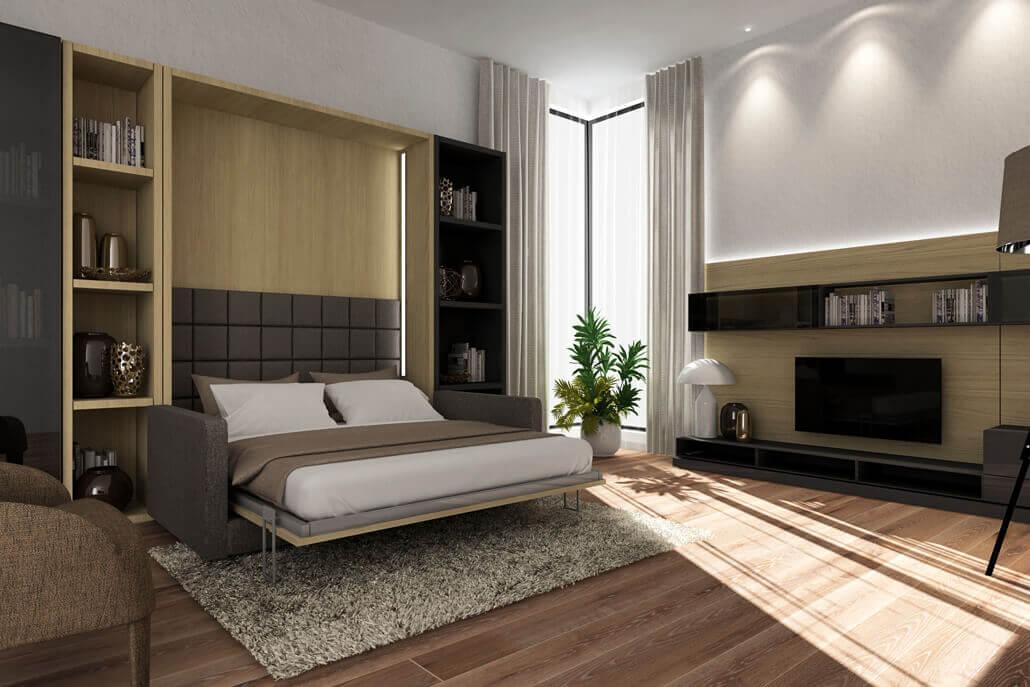 Smarbed-V-Sofa
