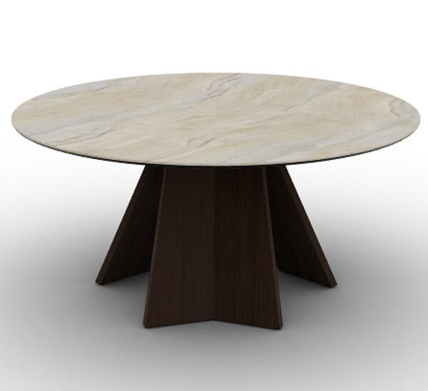 icaro-veneer-dark-oak-Golden-onyx-marble